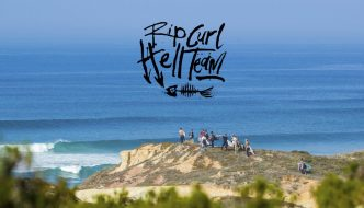 The Rip Curl Hell Team – Portugal 2016