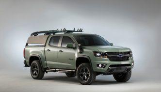 Hurley e Chevrolet hanno presentato il Colorado Hurley Z71
