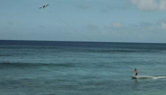 DRONE SURFING HAWAII