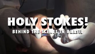 Volcom Presents: Holy Stokes! a Real Life Happening – Behind the Scenes in Brasil