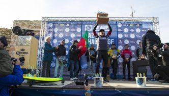 2016 BWT Nazaré Challenge Highlights