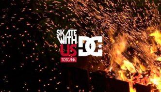 DC Skate With Us – Toscana