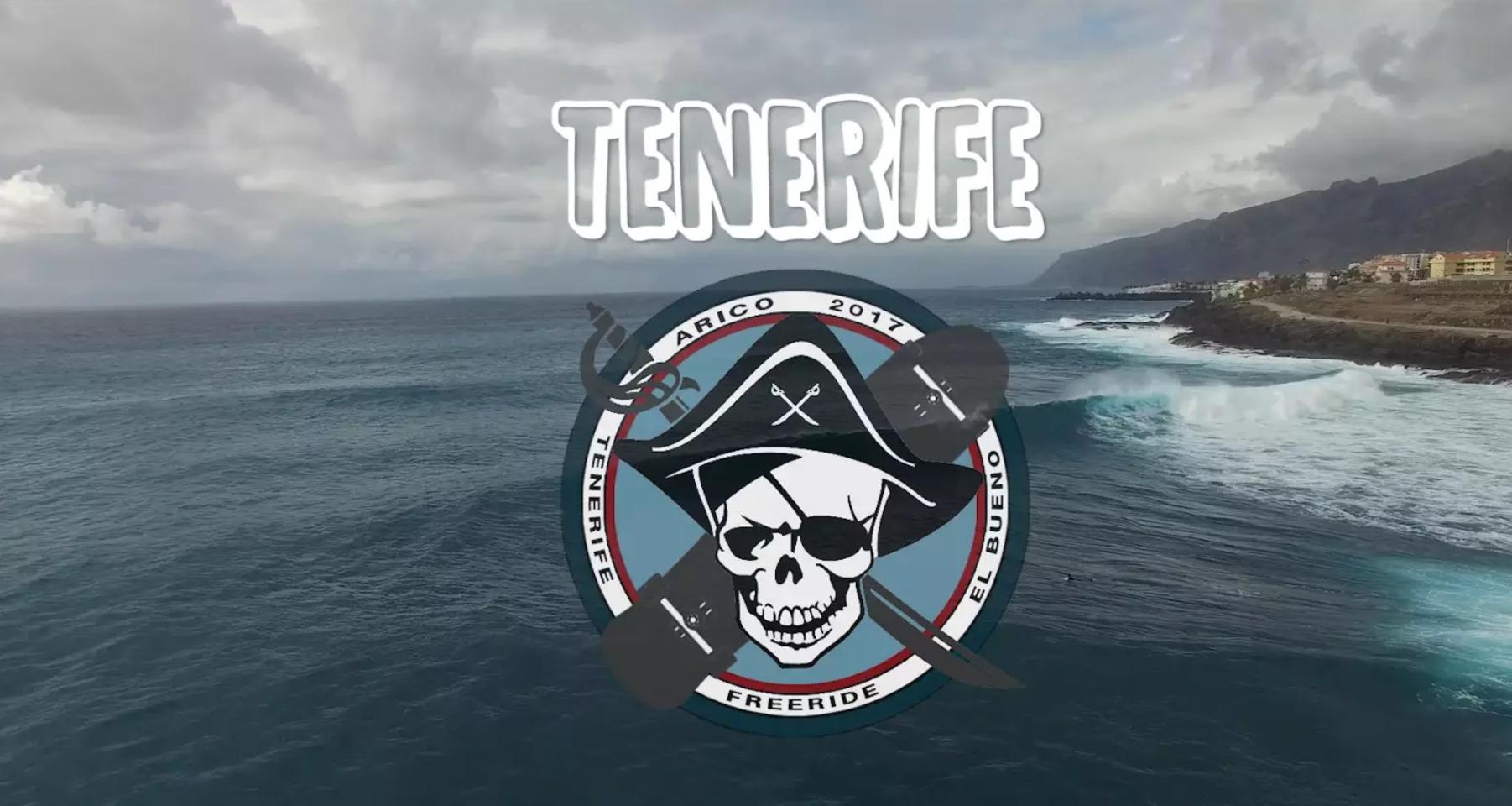 Arico - El Bueno Freeride, Tenerife [Trailer]