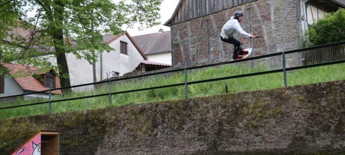 Nico Von Lerchenfeld – 2016 Almost Forgotten