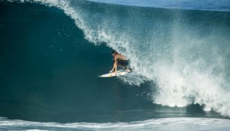 Italian Surfer Leo Fioravanti Graduates to the Big Leagues