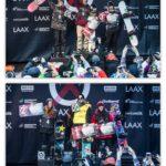 Chloe Kim & Chase Josey vincono il LAAX Open 2017 Half Pipe