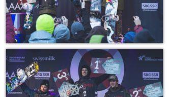 Enni Rukajärvi & Max Parrot vincono il LAAX OPEN 2017 Slopestyle