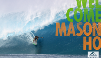Mason Ho – Welcome to Reef