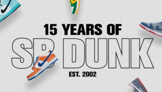 Nike SB | 15 Years of SB Dunk