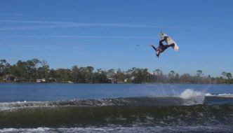Ronix Wakeboard – warm winter days