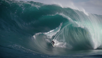 THE BIG WAVE PROJECT (TRAILER)