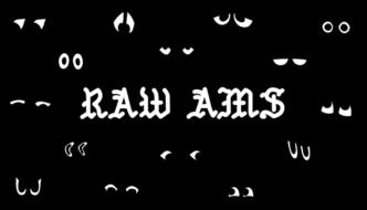 CULTCREW/ RAW AMS