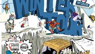 Il DEEJAY Xmasters Winter Tour sbarca a Livigno