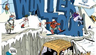 Il DEEJAY Xmasters Winter Tour arriva al centro Italia