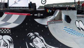 Alex Hiam & Jayden Fuller – Vans BMX Pro Cup – Colony BMX