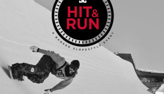 Hit & Run torna allo Snowpark DC Area 43