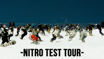 Ritorna con due speciali appuntamenti il Test Tour Nitro 2017!