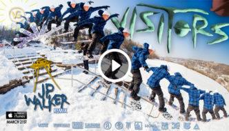 JP WALKER VISITORS REMIX