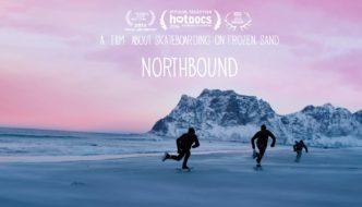 NORTHBOUND | Skateboarding on Frozen Sand