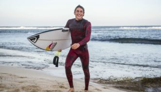 Leo Fioravanti ci riprova al Drug Aware Margaret River Pro
