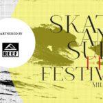 1° SKATE AND SURF FILM FESTIVAL a MILANO