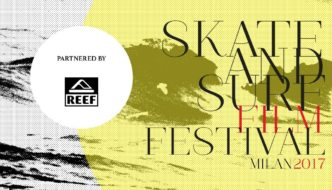 1° SKATE AND SURF FILM FESTIVAL a MILANO