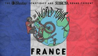 Shadow and Subrosa BMX World Tour in France