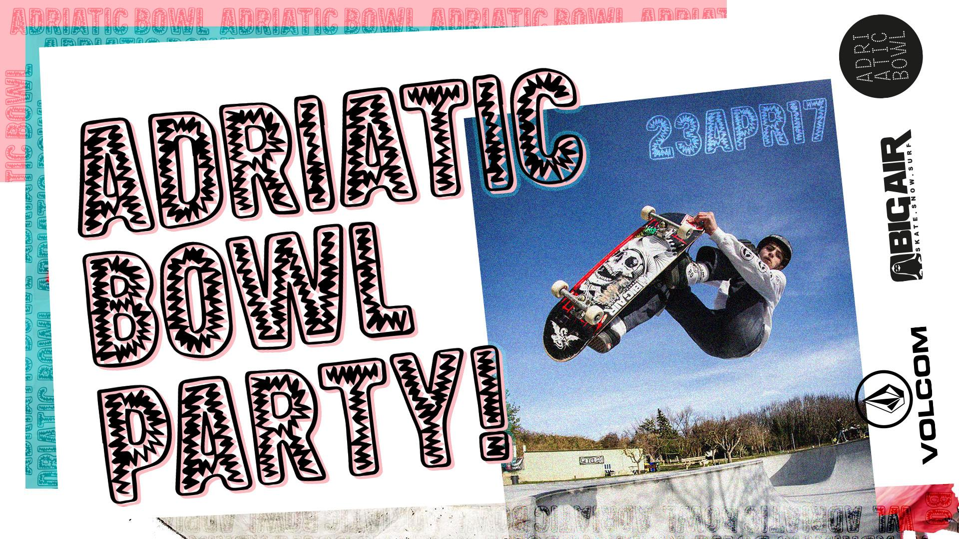 Adriatic Bowl party!