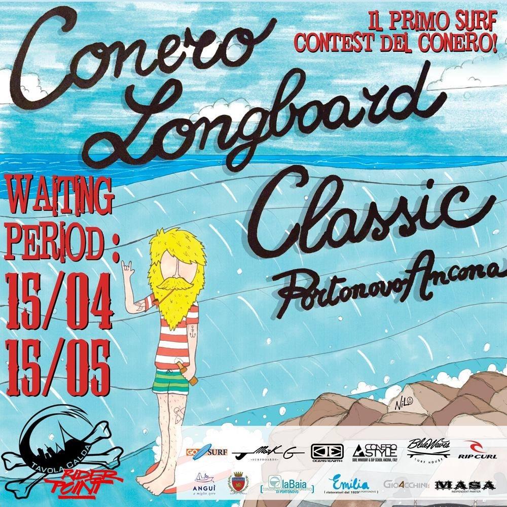 Conero Longboard Classic