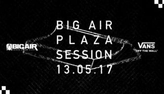 Big Air Lab & Vans Plaza Session!