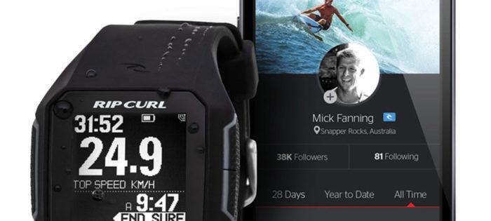 RIP CURL SEARCHGPS SURF WATCH: CONOSCI OGNI MAREA, REGISTRA OGNI ONDA!
