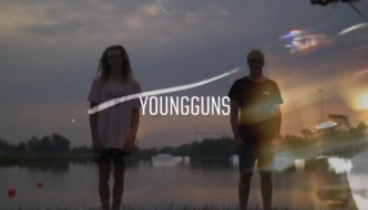 Young Guns – Victor Salmon X Blake Bishop