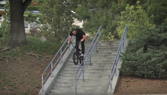 Vans BMX Illustrated: Calvin Kosovich Full Part | Illustrated | VANS