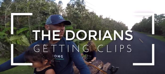 Shane Dorian & Family Getting Clips