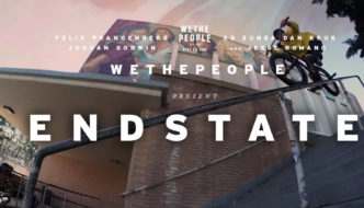 "WETHEPEOPLE BMX ""ENDSTATE"""