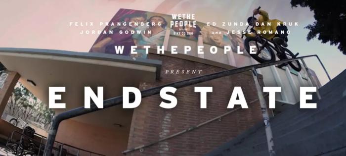 """WETHEPEOPLE BMX """"ENDSTATE"""""""