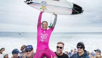 Courtney Conlogue vince il Rip Curl Pro Bells Beach 2017