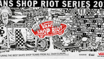 Vans Shop Riot Series 2017
