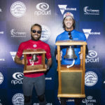 Jordy Smith vince il Rip Curl Pro Bells Beach 2017
