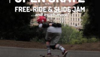 Florence Open Skate 2017