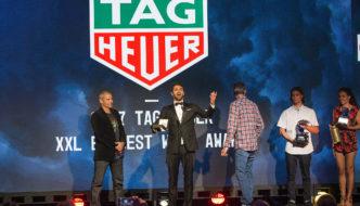 Francisco Porcella vince il TAG Heuer XXL Biggest Wave Award 2017