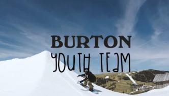 BURTON YOUTH TEAM @ Snowpark Seiser Alm