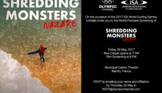 Shredding Monsters, premiere mondiale del documentario prodotto da Olympic Channel