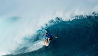Leo Fioravanti passa al Round 3 al Fiji Pro