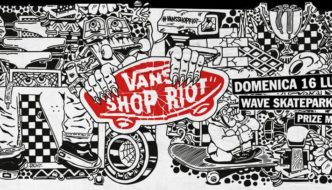 Vans Shop Riot 2017 | Italia