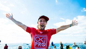 Matt Wilkinson vince l'Outerknown FIji Pro – Leo Fioravanti si ferma ai Quarti