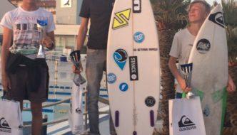 Surf, Matteo Calatri è il campione italiano Under 16