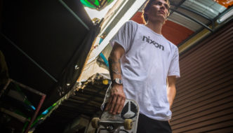 NIXON | WELCOME DENNY PHAM TO THE TEAM