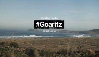 #GOARITZ – NOT TOO FAR