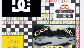 DC Lamp 1 Skate Contest